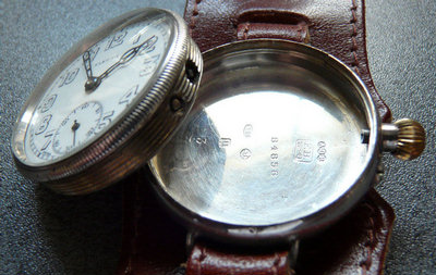 Borgel Cased Watch