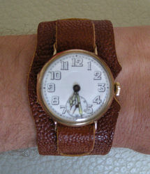 Peterson Trench Watch (23K)