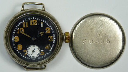 1917 British Military Wristwatch