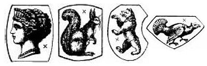 Swiss hallmarks from 1880