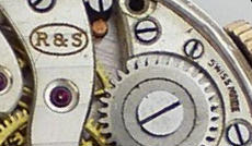 R&S Swiss movement
