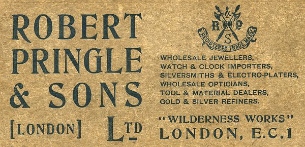 Robert Pringle and Sons