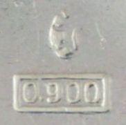 900 silver