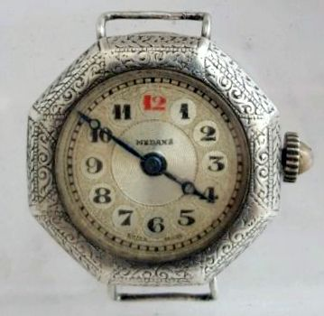 lady racine pocket watch