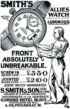 Smiths Allies service watch