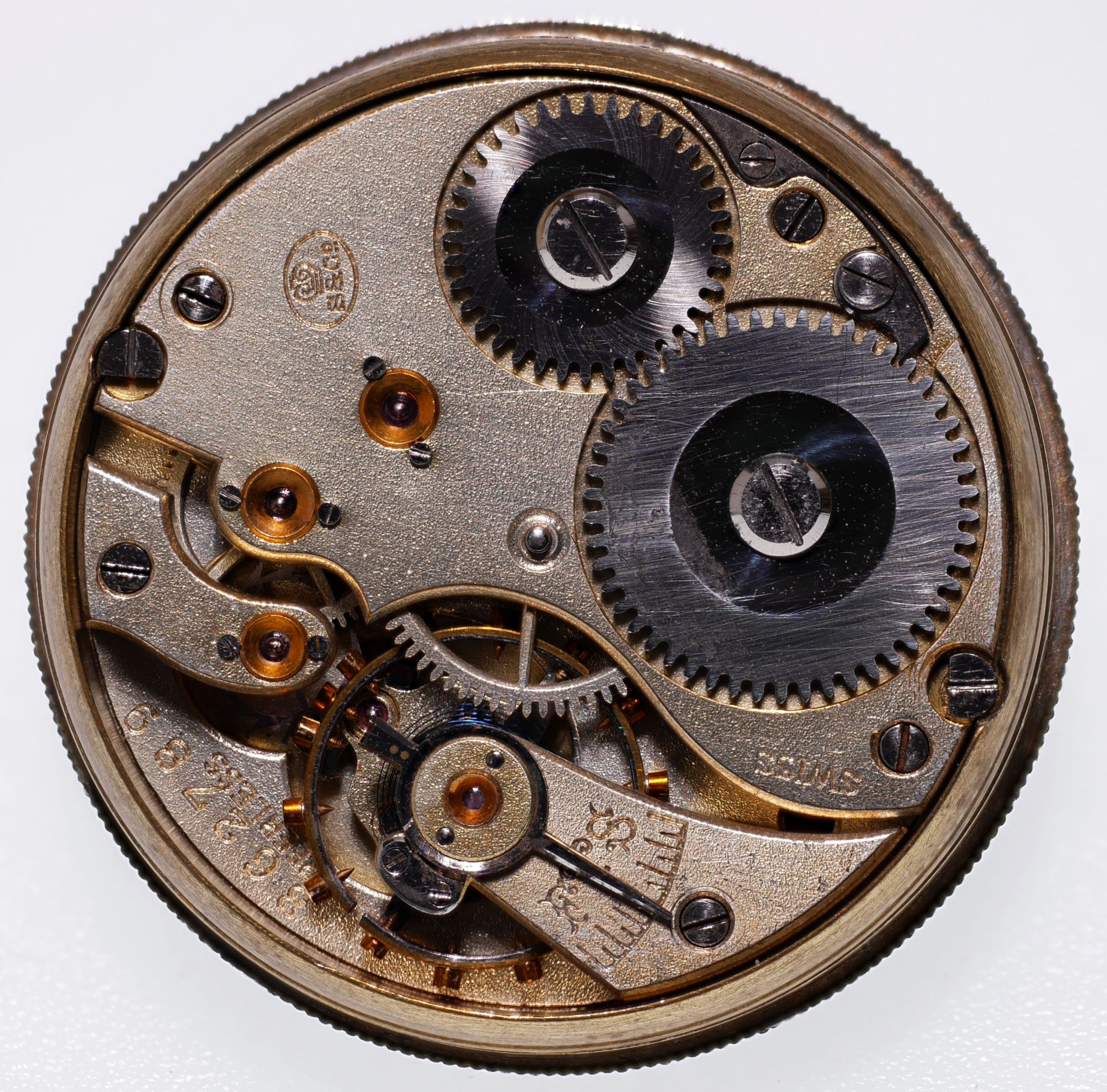 IWC Calibre 64 Movement