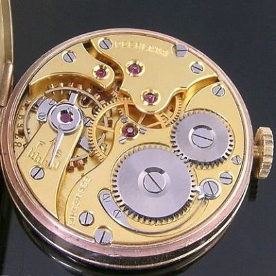 IWC hermetic movement