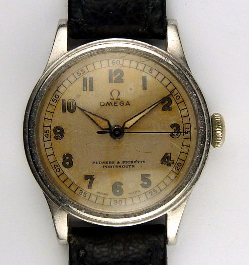 Omega and Tissot watch companies