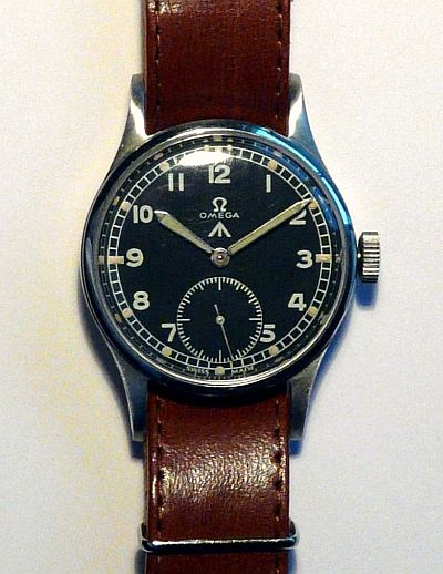2f6532a8055 CK 2444 on one of my Leather G10 Straps