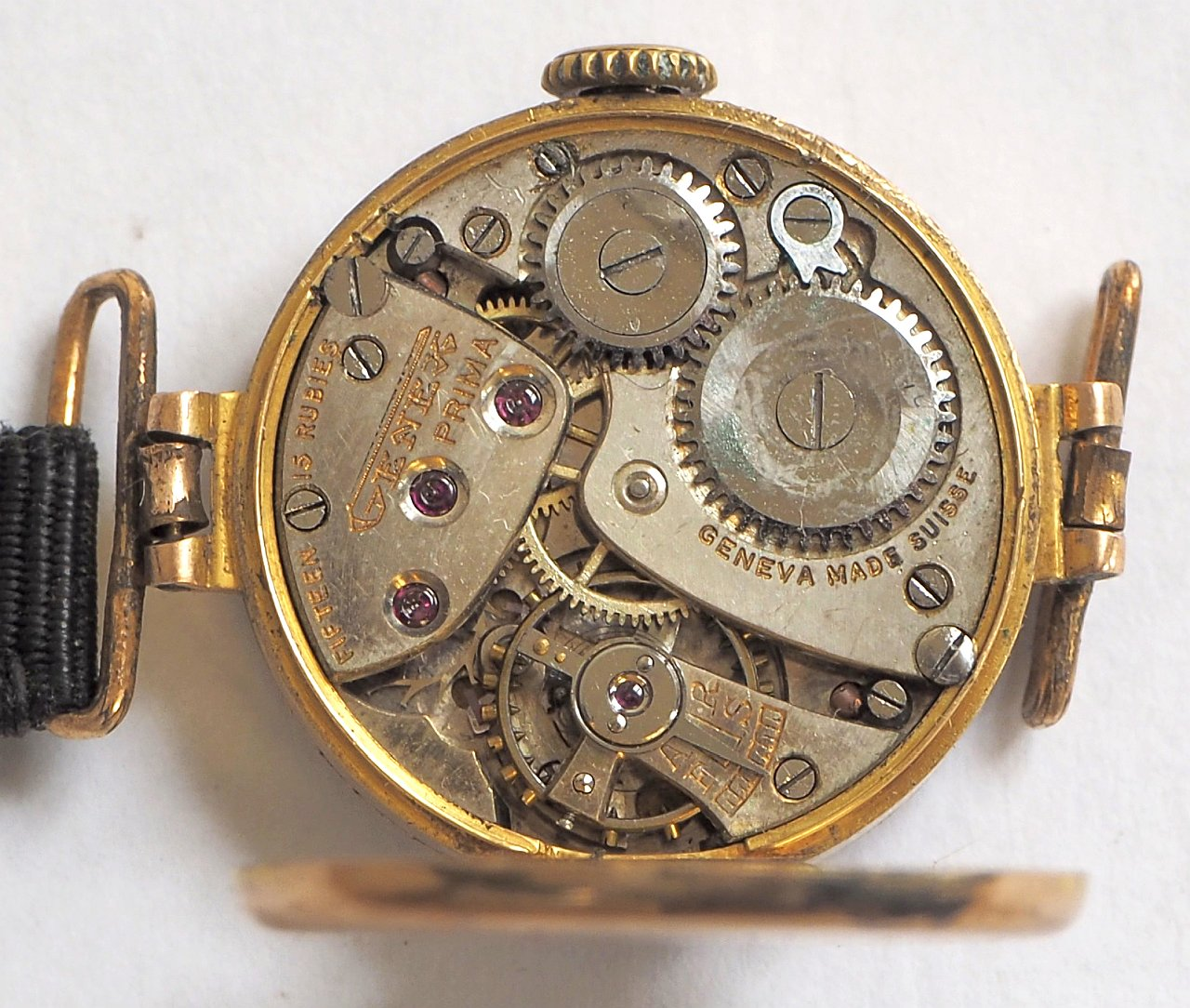 Genex Lady's Wristwatch