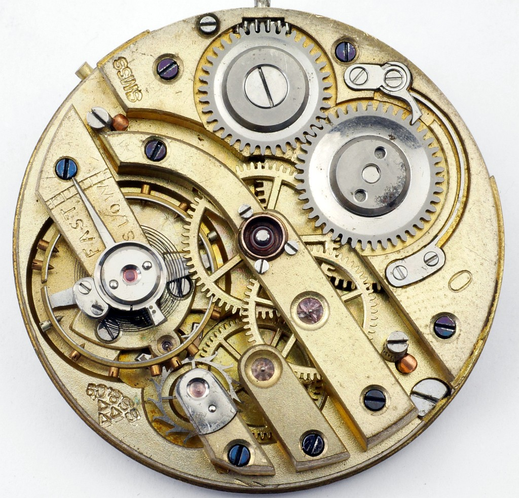 Anatomy of a watch