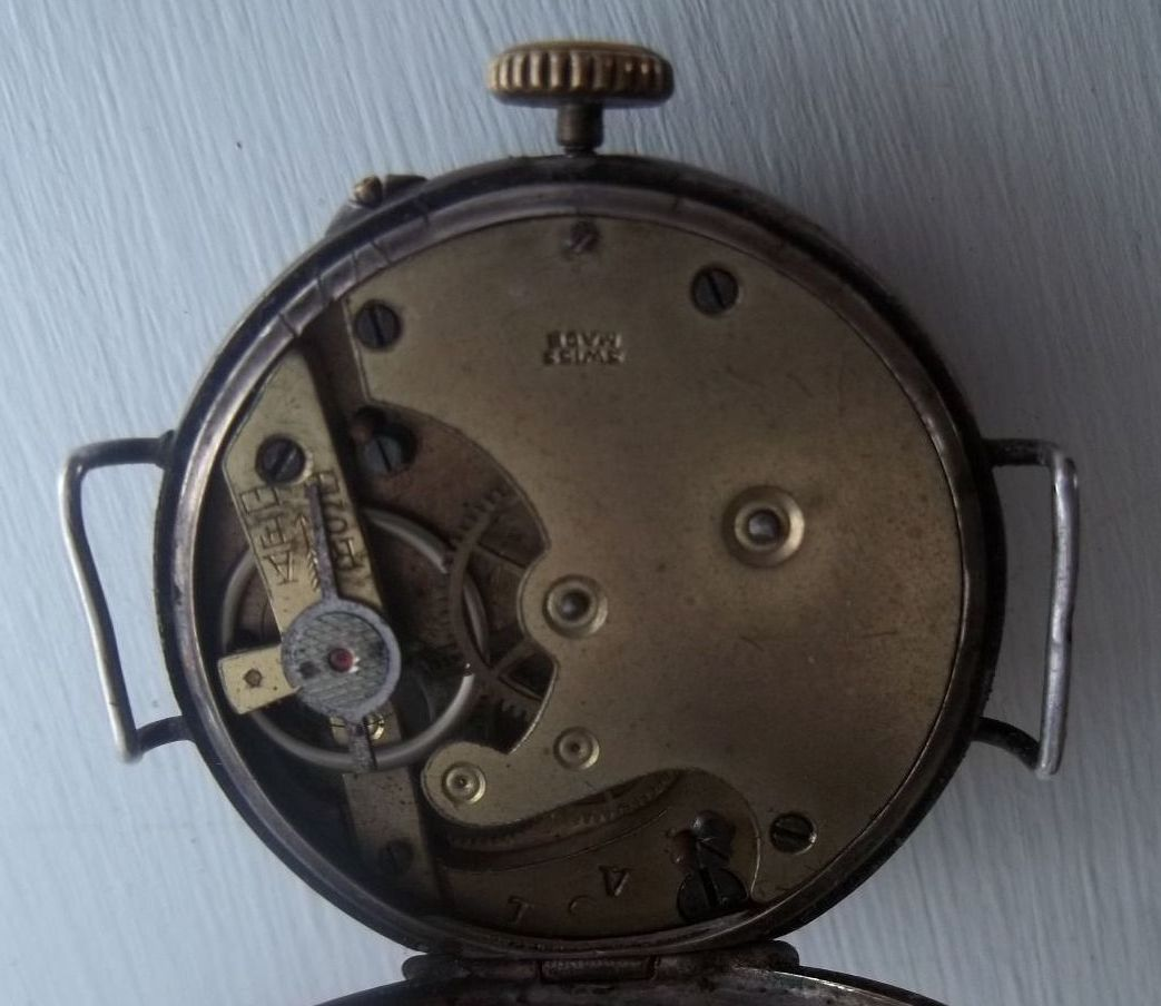 W&D Cylinder Movement