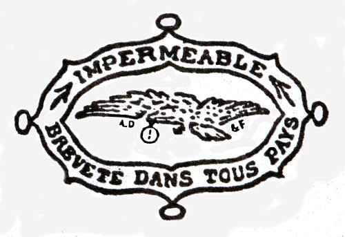 impermeable trademark