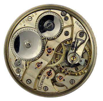 Electa pocket watch movement