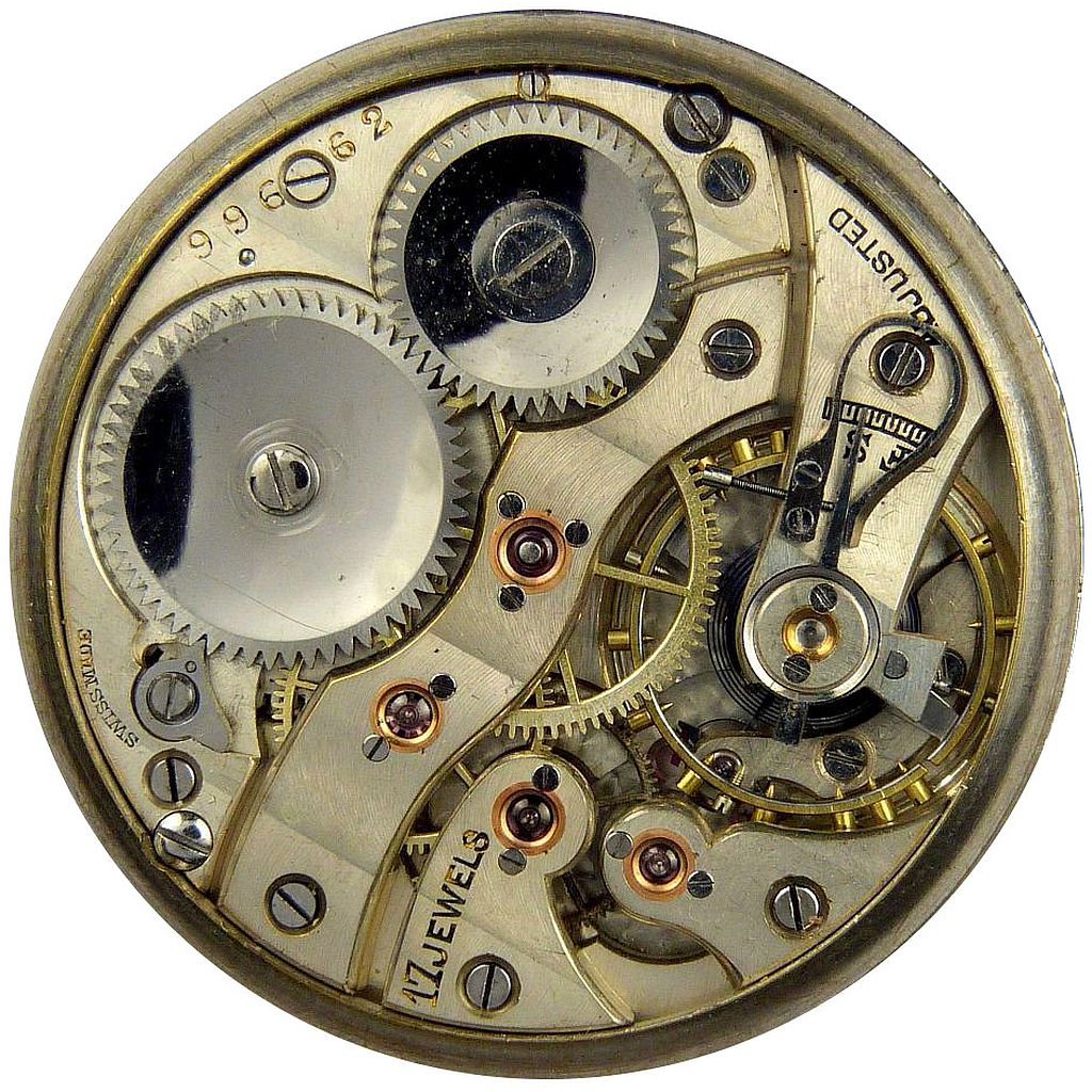 dating pocket watch movements Hello this is my first post here, so hi to all i am trying (so far unsuccessfully) to date my zenith pocket watch having dug around the.
