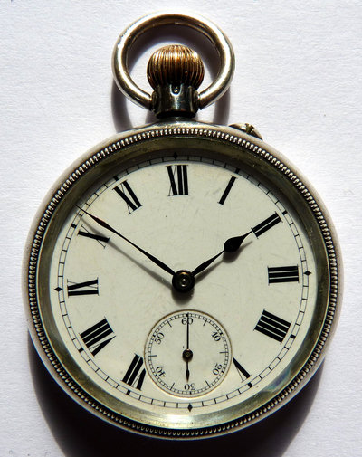 Borgel Pocket Watch
