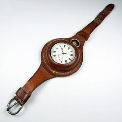 Pocket Watch Wrist Strap