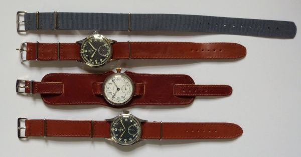 Types Of Watch Bands >> G10 And Raf Style Straps And Bands