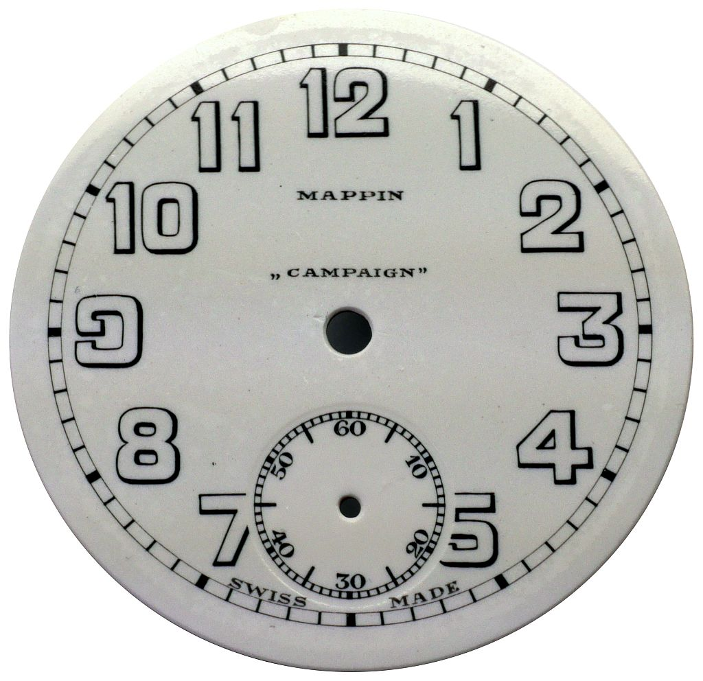 Mappin Campaign Dial