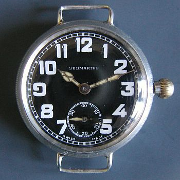 Submarine Commander's watch