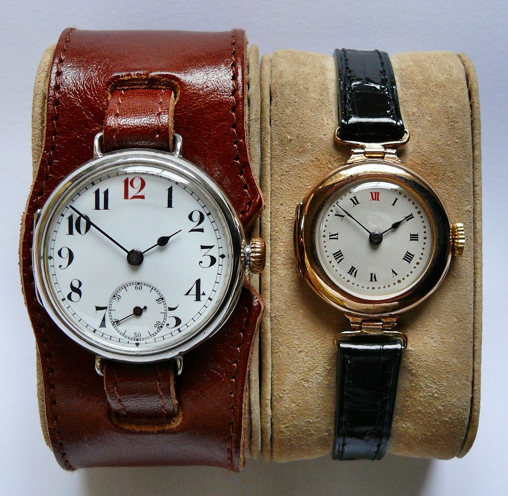 Straps For Vintage Wrisches My Grandfather S And Grandmother Rolex